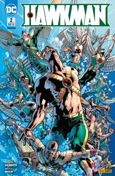 Hawkman Band 2