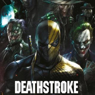 Deathstroke Arkham