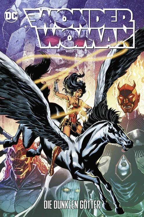 Rebirth 2017 DC Comic Panini ungelesen Wonder Woman Das Erste Jahr