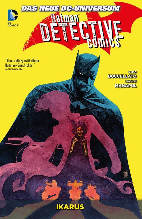 Detective Comics Manapul