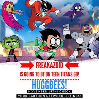 Teen Titans Freakazoid
