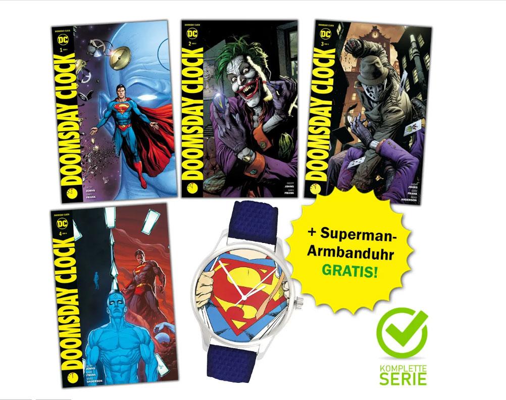 Doomsday clock bundle
